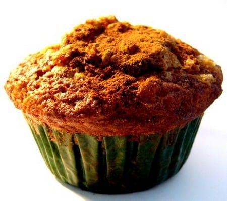 Schnelle Apfel-Zimt-Muffins