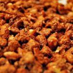 Gebrannte Lebkuchenmandeln