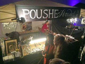 Poushe Strudel am Street Food Market Festival