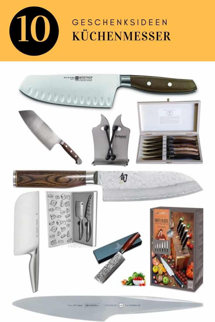 Geschenkideen für besondere Küchenmesser