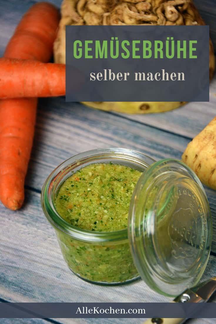 Es ist einfach und gesund: Gemüsebrühe selber machen geht schnell und schmeckt intensiv nach Gemüse