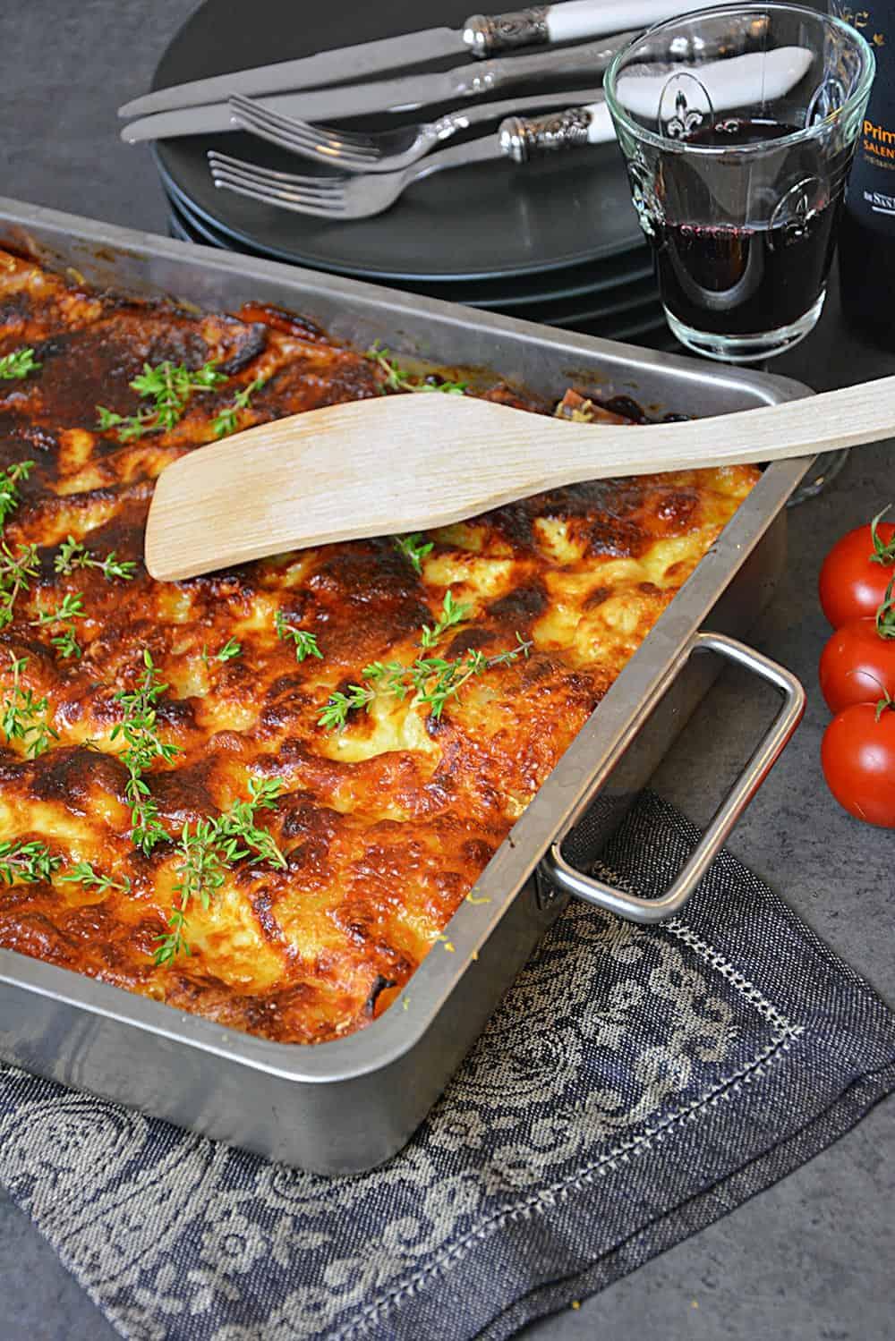 weltbeste Lasagne | Rezept | Lasagne klassisch, Lasagne