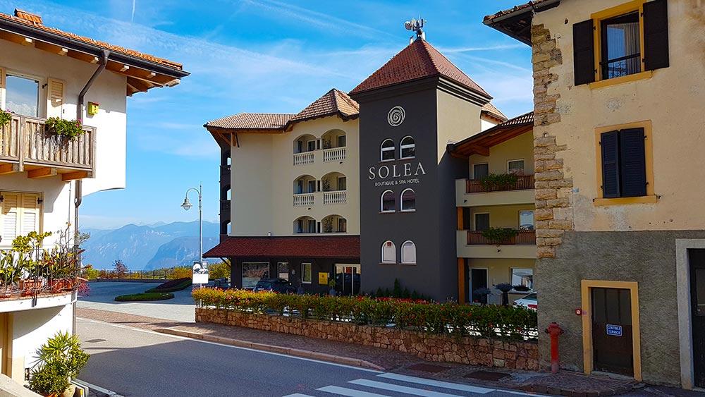 """Das """"Solea Boutique & Spa Hotel"""" war das Herzstück unseres Wellness in Südtirol"""