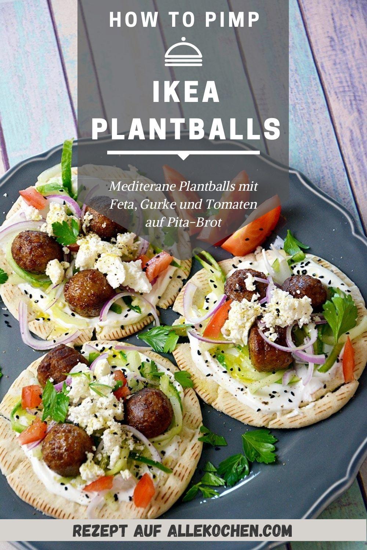 How to pimp IKEA Plantballs. Eine einfaches Rezept um IKEA Fleischlosbällchen zu Hause zu verfeinern. Schnelle Küche für viele Gäste. Perfekte Sommerparty. Fingerfood.